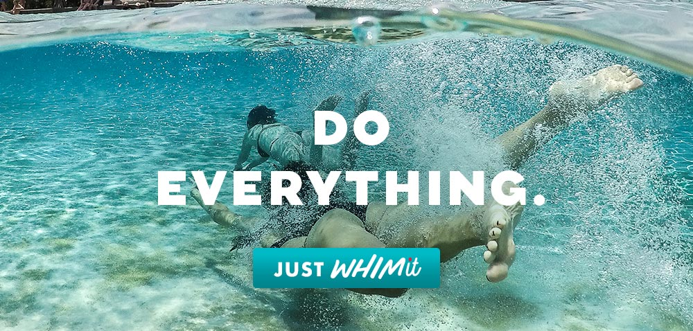 Plan Nothing, Do Everything with a Whimit Pass