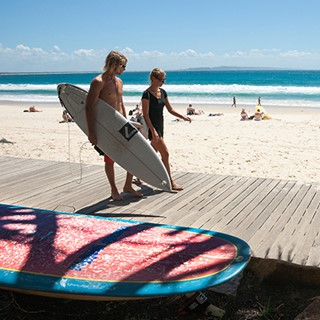 Surfing your way down Australia's East Coast