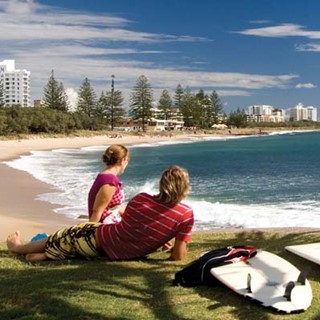 A backpacker's guide to the Sunshine Coast