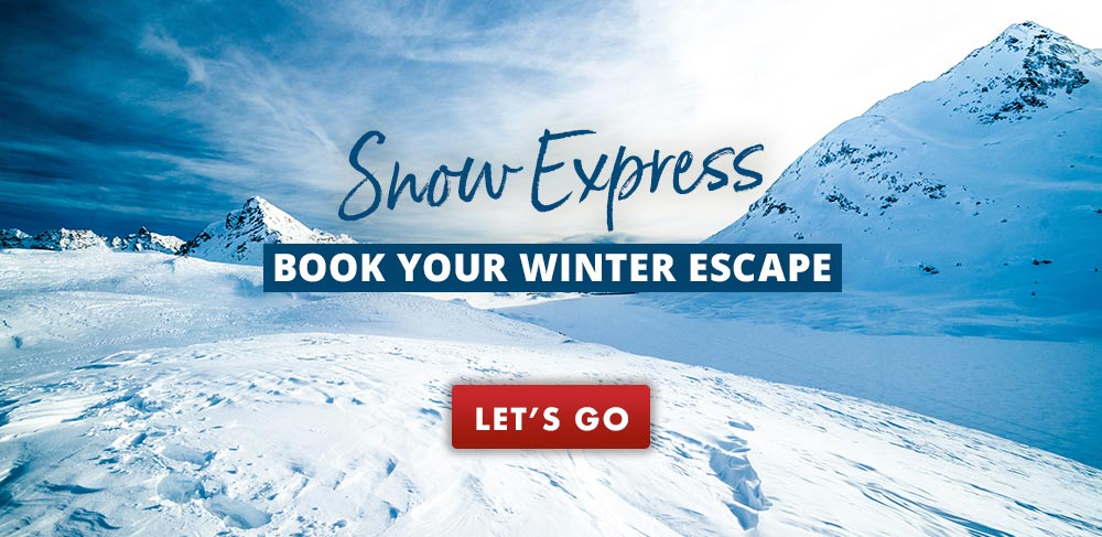 Snow Express - Book your winter escape