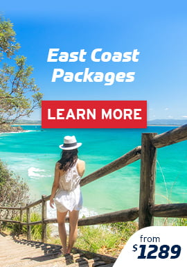East Coast Packages from $1289