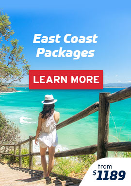 East Coast Packages from $1189